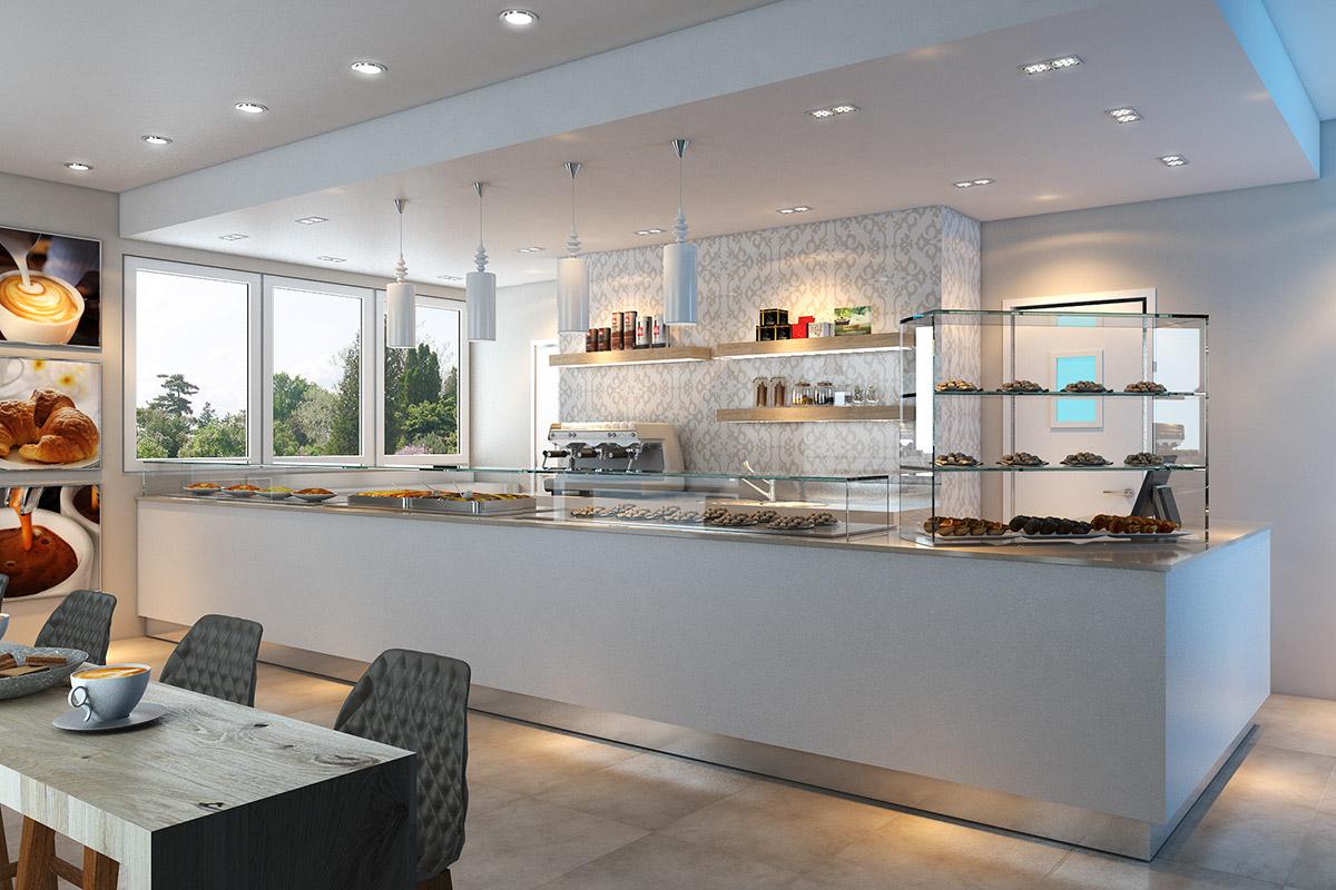 Arredamento x bar arredamenti per negozi roma fioraio for Arredamento per ristorante usato