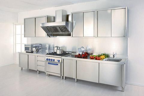 Attrezzature per cucine professionali ab arredamenti negozi for Ab arredamenti