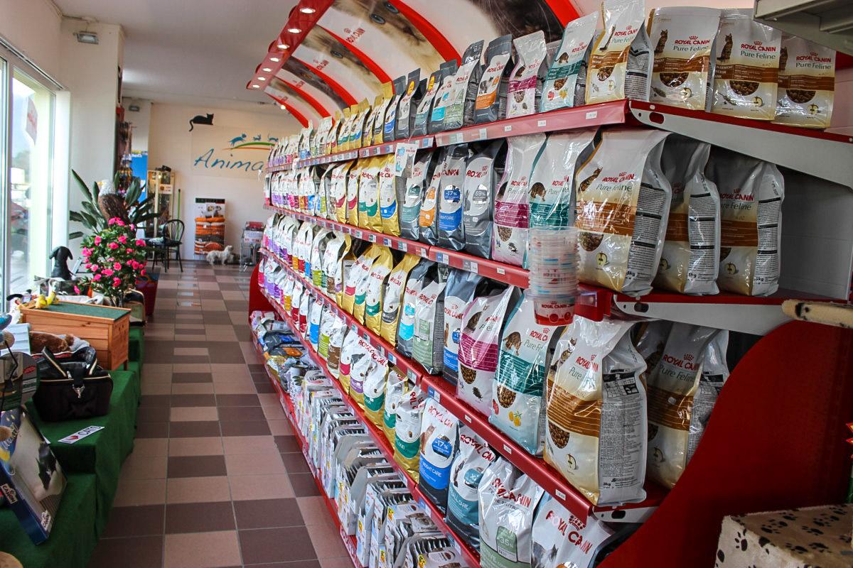 Arredamento negozio animali ab arredamenti negozi for Ab arredamenti